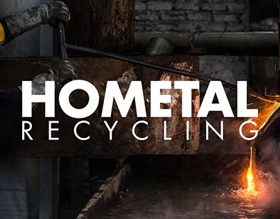 "Check out new work on my @Behance portfolio: ""Hometal Recycling Logo"" http://be.net/gallery/40729407/Hometal-Recycling-Logo"