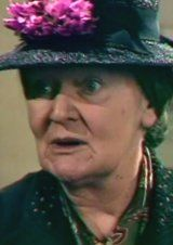 Mrs Edna Hall - Mary Hignett. Home And Away. Series 3 Episode 10. Original Transmission Date - Saturday 1st March 1980. #AllCreaturesGreatAndSmall #JamesHerriot #YorkshireDales