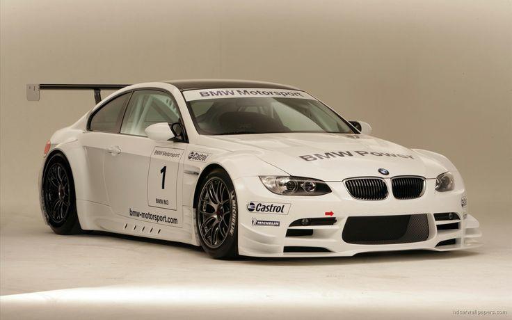 2009 BMW M3 ALMS
