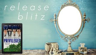 Book Crazy: Release Day Blitz: Privileged by Carrie Aarons!