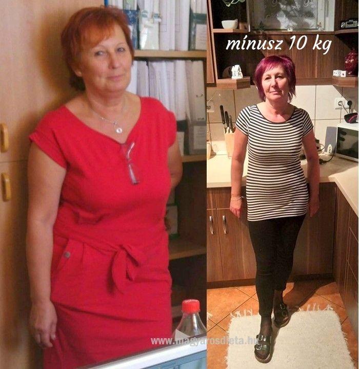 Kocsis Lajosné Éva alig 4 hónap alatt 10 kilót fogyott a Reg-Enor diéta segítségével. Ha kérdésed van hívj a +36305607121 számon hétköznap 9-17 óra között.