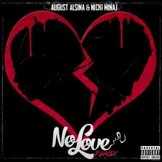 New Music: August Alsina feat. Nicki Minaj – 'No Love' Remix