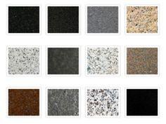 Kleuren Arte graniet werkbladen.