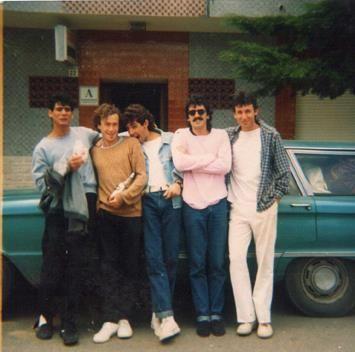 El Soldado, Sergio, Walter, Semilla y Skay
