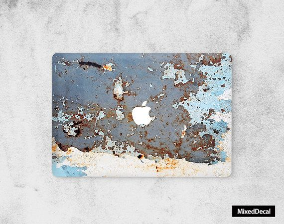 MacBook Air 13 decal Steel Laptop Decal MacBook #geekery #computer #accessories @EtsyMktgTool http://etsy.me/2hZqmEO