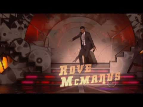 Rove McManus - Just For Laughs Montreal Comedy Festival (2010) - YouTube