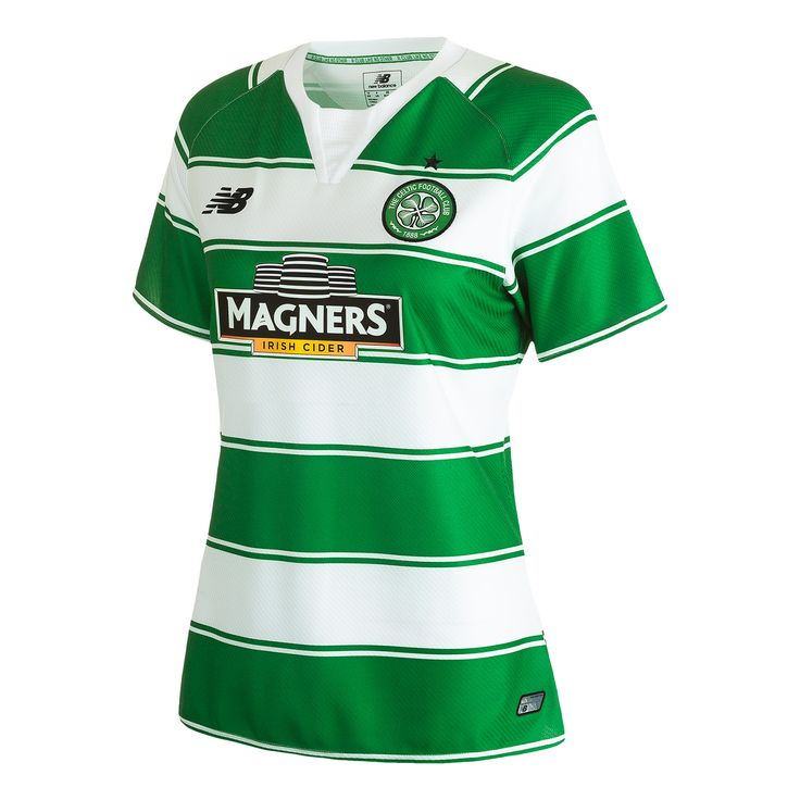 Celtic 2015/16 Home Top With Sponsor Green