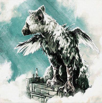 'The Last Guardian' Vinyl LP Cover Art by Nimit Malavia