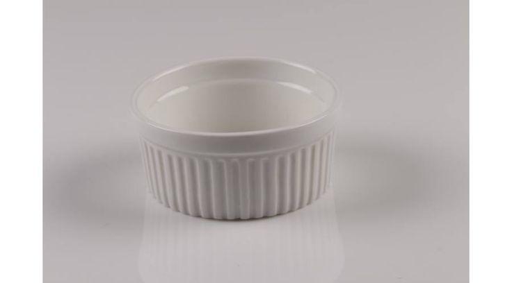 9 cm-es kerámia szuflé sütőforma - Különleges sütőformák - Süss Velem Cukrász webshop - cukrász kellékek, cukrász eszközök, sütési kellékek
