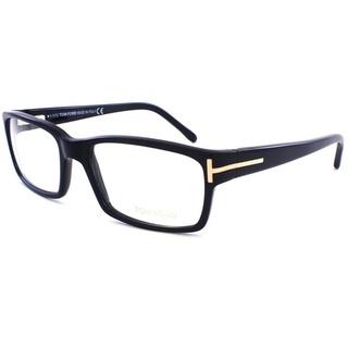 Tom Ford Women's Black Optical Eyeglass Frames | Overstock.com