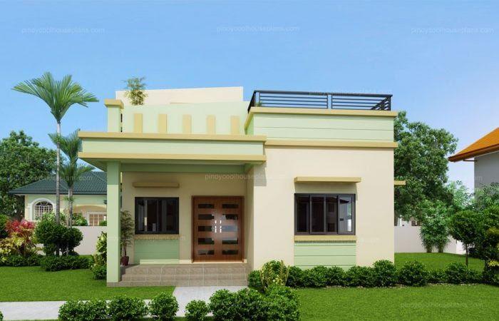 Desain Rumah Minimalis Modern Atap Dak Beton Dirumahku Com Rumah Minimalis Atap Cor Arsitek Rumahan Rumah Mi Di 2020 Desain Rumah Rumah Minimalis Denah Rumah Kecil