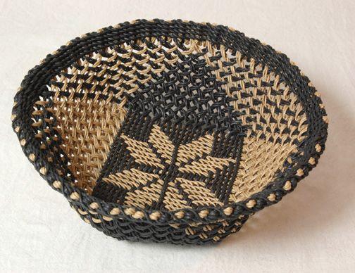Ply-Split 8-Pointed Star Basket Kit | Linda Hendrickson