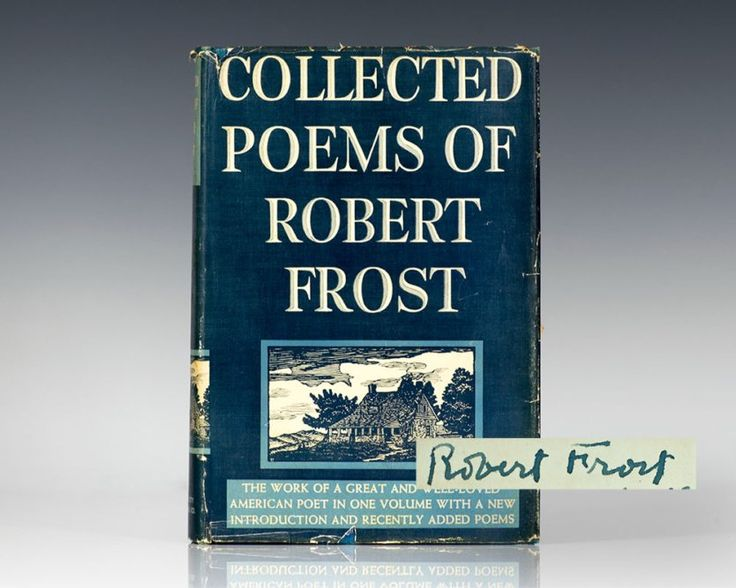 collected poems of robert frost pdf