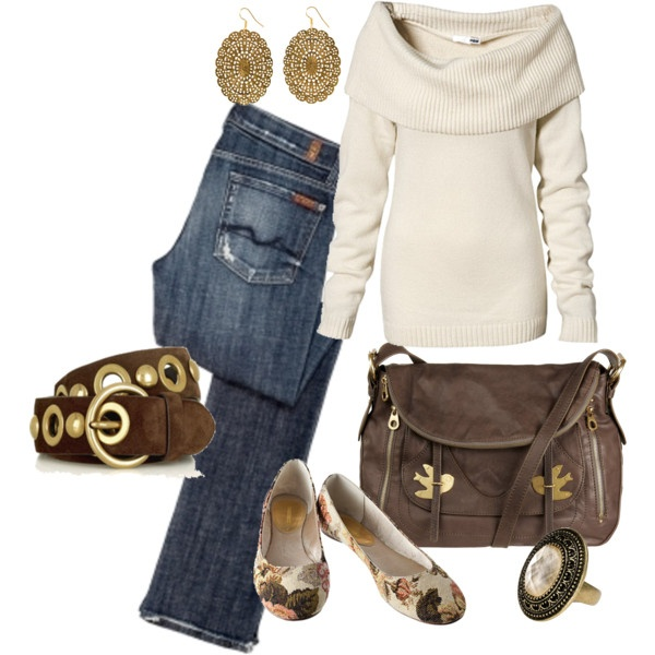 so cuteShoes, Sweaters, Casual Outfit, Style, Clothing, Fashionista Trends, Fall Looks, Fall Outfit, Flats