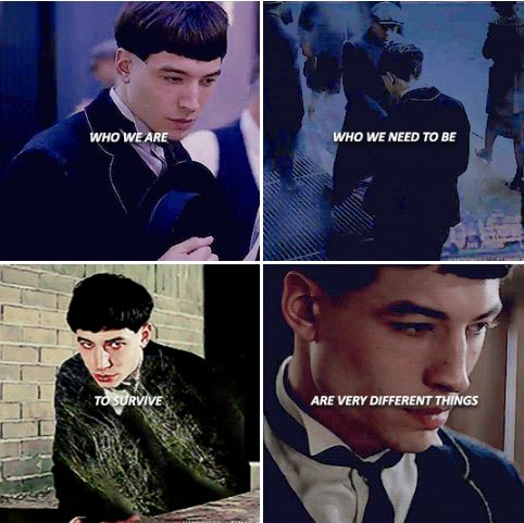 Fantastic Beasts - Credence