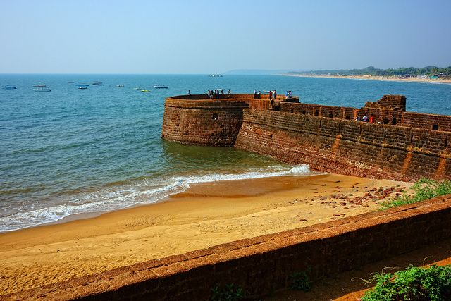 Fort Aguada photo by Tahir Hashmi/CC BY