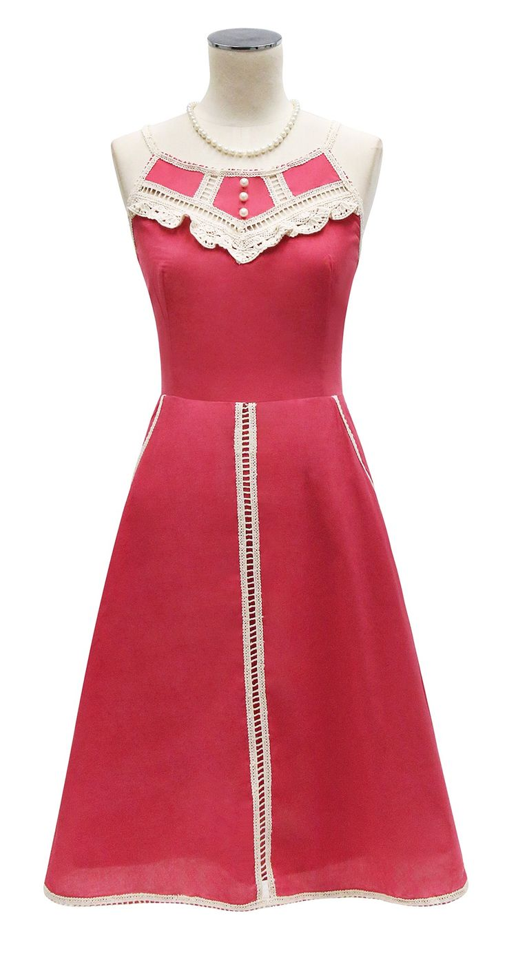 Havana Dress (Pink)