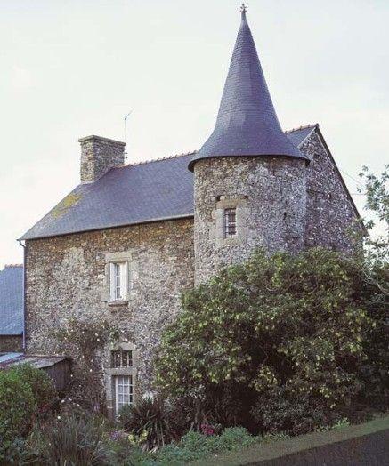 Manoir Renaissance, Grand-Pont-Gérouard, Dol-de-Bretagne, Ille-et-Vilaine .   Brittany