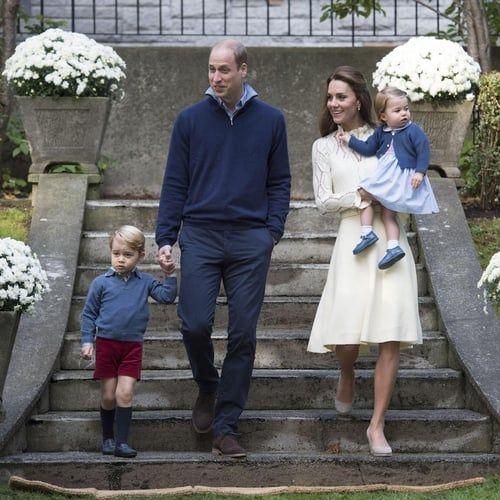 George e Charlotte super star al matrimonio di Pippa Middleton