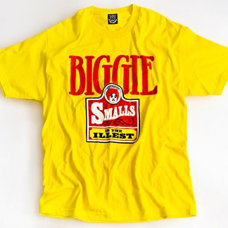BIGGIE SMALLS... Is The Illest - Men's T-Shirt - Notorious BIG, Biggie Smalls, Brooklyn, BK, BK's Finest, B.I.G., N.O.T.O.R.I.O.U.S., tshirt, tee shirt, tee, graphic tee, rapper shirt, hiphop, hip-hop, hip hop, urban wear, streetwear, street wear, dopest Biggie tee, notorious big, biggie smalls is the illest, Ready to Die, Life After Death