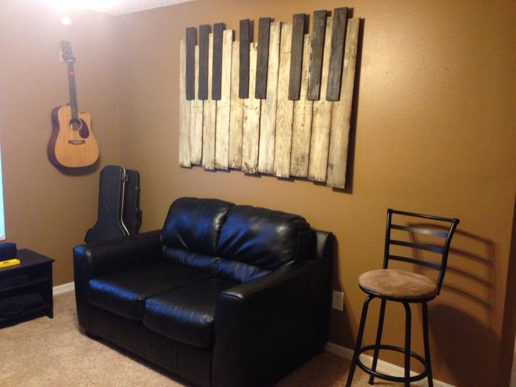 Diy Music Room