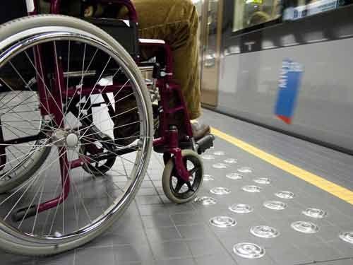 Assistance dans le métro