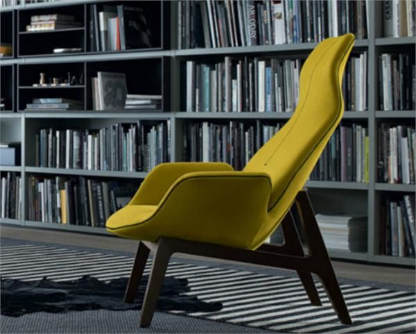 Ventura Lounge Chair From Poliform USA