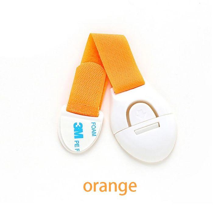 3 Pcs Children Safety Drawer Locks  # Products