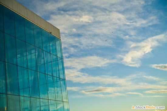 Royalty free stock photo of Oslo opera house exterior (Norway)