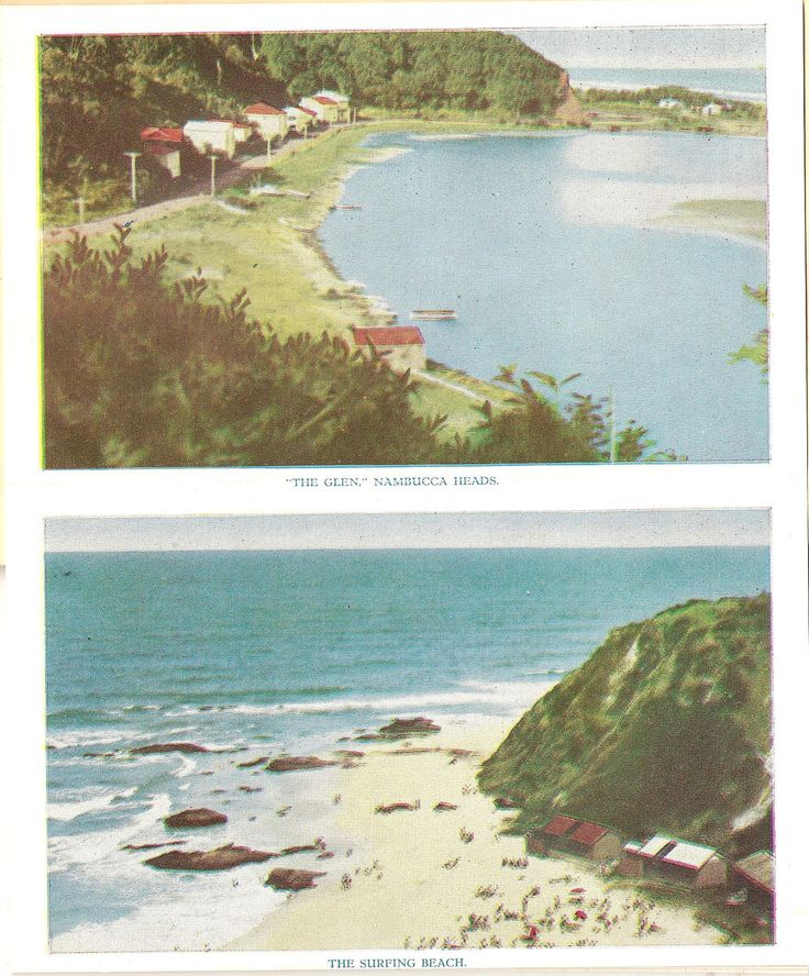 Some areas have seen much change along the Nambucca River while others are still reminiscent of early summer holidays.