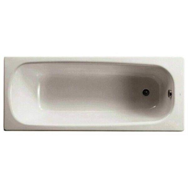 Ванна стальная Roca Princess 160х75 + ручки