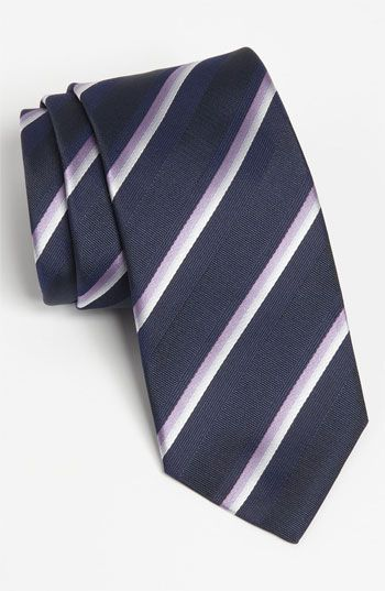 49a8f4722a ... sale dads in striped ties boss hugo boss woven silk tie available at  nordstrom 1b6c8 1705f