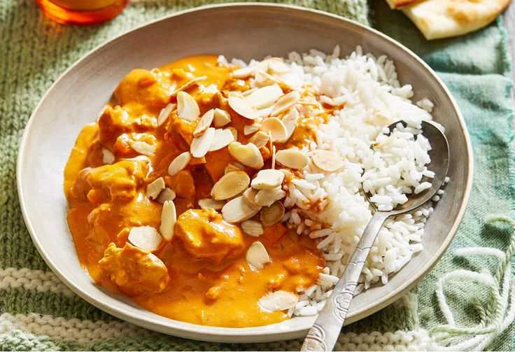 Serve this moreish butter chicken on its own, or as part of an Indian banquet