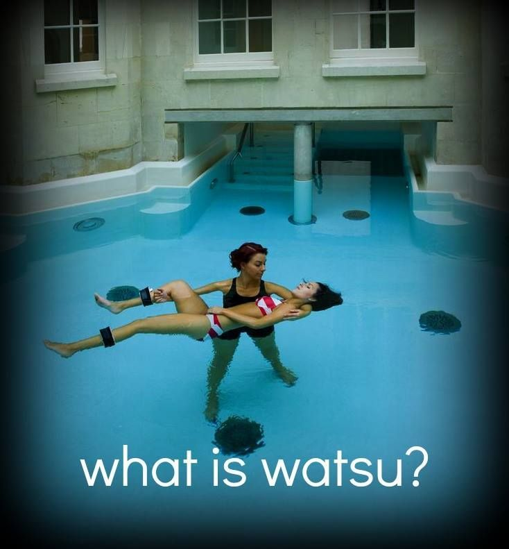 I have long been intrigued by watsu massage! I believe it would be so cool!
