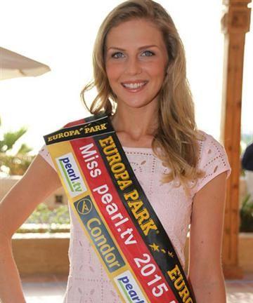 Miss Germany 2015 | Winners | Olga Hoffmann | Julia Kraml | Lisa Wargulski |