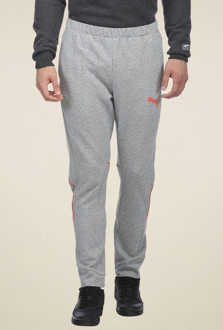 59f1a0b91257d7 Puma Light Grey Slim Fit Track Pants - | 2449.30 | Men's Fashion ...
