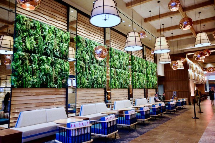 Restaurant and Bar-Hop at Mike Isabella's Massive New Tysons Food Hall