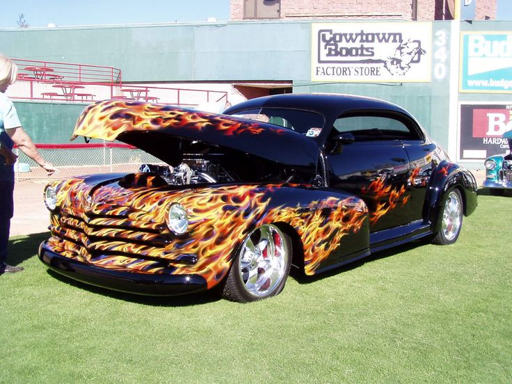 17 Best images about cars with flames on Pinterest | Chevy ...