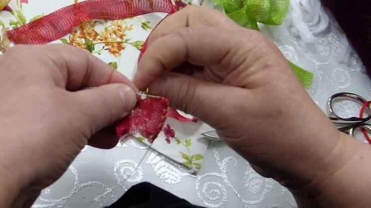 Güler Erkan Sizlerle - TİTANYUM İŞİ (çiçek yaprağı yapımı)