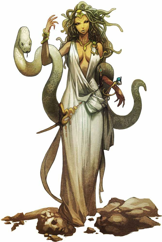 Hola A Toda La Gente De Wattpad Yo Soy Vegetto Y Les Traigo Esta His Fanfic Fanfic Amreading Greek Mythology Art Greek Mythological Creatures Medusa Art