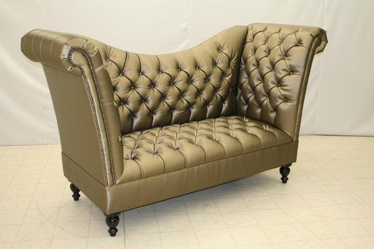 Tufted High Back Sofa Cool and Unusual Chairs  : 6baf71b440abbb074d8d182b2e9814d1 cigar room for the home from www.pinterest.com size 736 x 491 jpeg 45kB