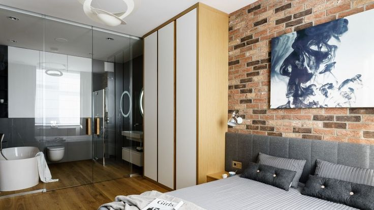 Top Floor Apartment in Gdynia by Dragon Art (31)