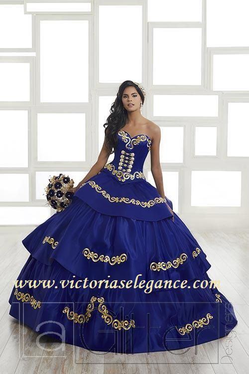 bbed59155b4 ThreePiece Two Tier Skirt Charro Gown House of Wu La Glitter