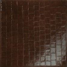 Matouche Croco Tabac 60x60
