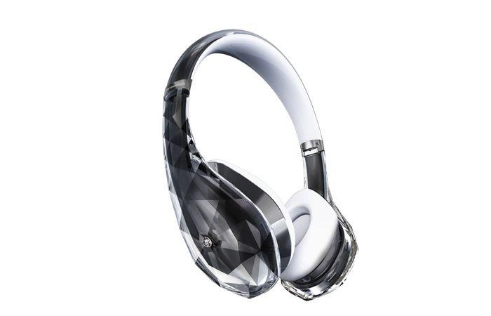 Diamond Tears Edge On-Ear Headphones by Monster $279.95