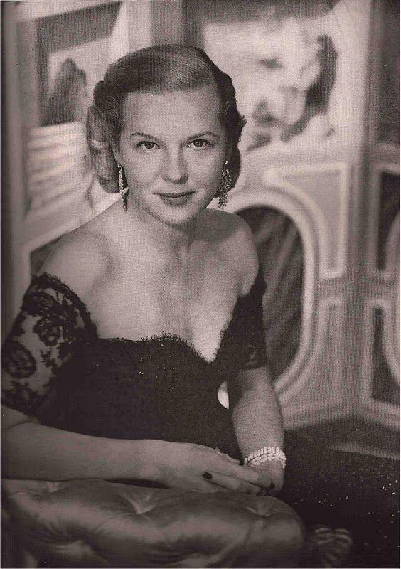 Mrs. Winthrop Rockefeller.  Photo by John Rawlings.