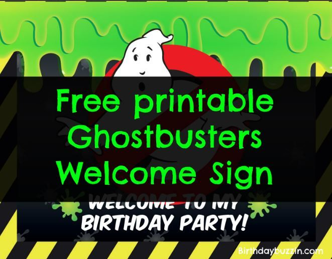 photo relating to Ghostbusters Printable identify Pin upon Kaydens 5th birthday \u003c3