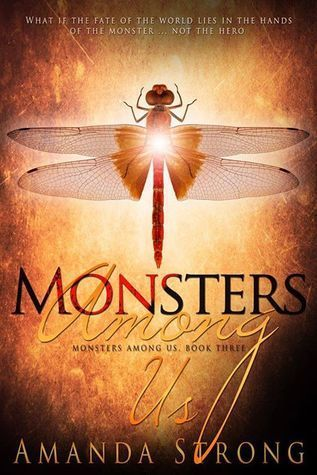 Book Blitz: Monsters Among Us by Amanda Strong with Excerpt. The Genre Minx Book Reviews.