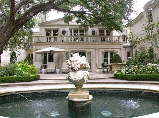 443 best fountain images on pinterest for French mediterranean house