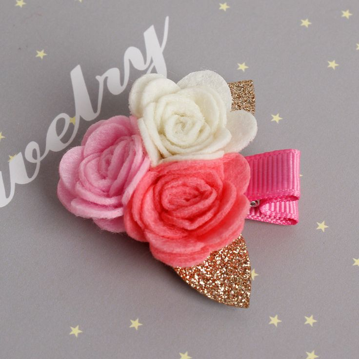 Aliexpress.com : Buy 1 PCS New Fashion Cute Dimensional Rose Kids Hairpins Baby Hair Clips Princess Barrette Children Headwear Girls Hair Accessories from Reliable hair accessories wholesale china suppliers on XiYue Princess Ornaments Store